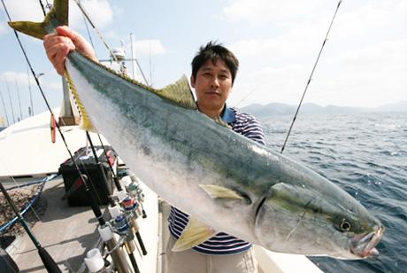 新島 洋さん釣果